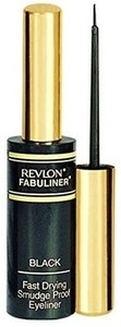 Revlon Fabuliner, Black, 9ml