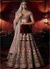 Aanya Maroon Embellished Lehenga